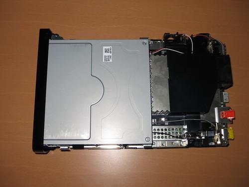 Naked Wii U topside