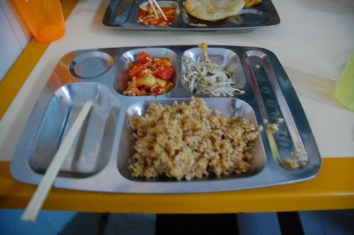 Shaolin Temple food