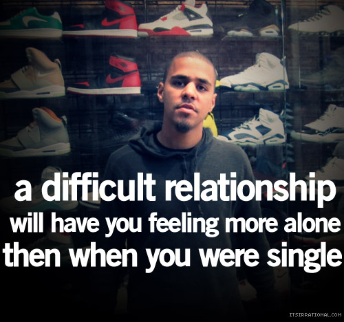 j cole quotes best sayings relationship flickr photo