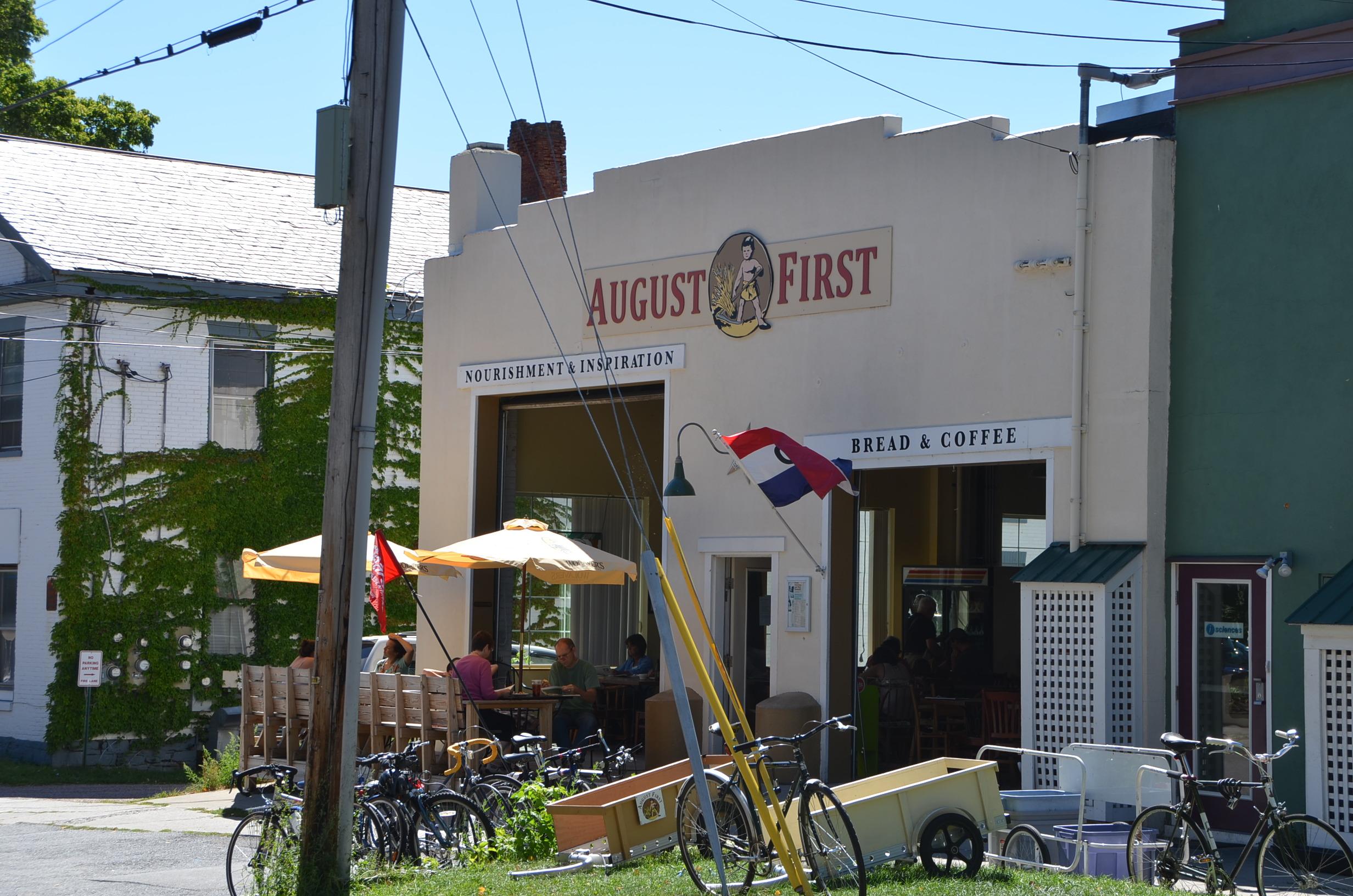 August First 1 | August First Bakery & Cafe, Burlington ...