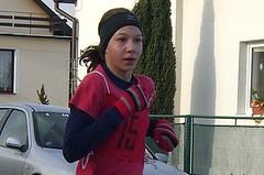 I s rozvázanou tkaničkou zvítězila Carmen Beshirová v Běhu Partyzánskou stezkou