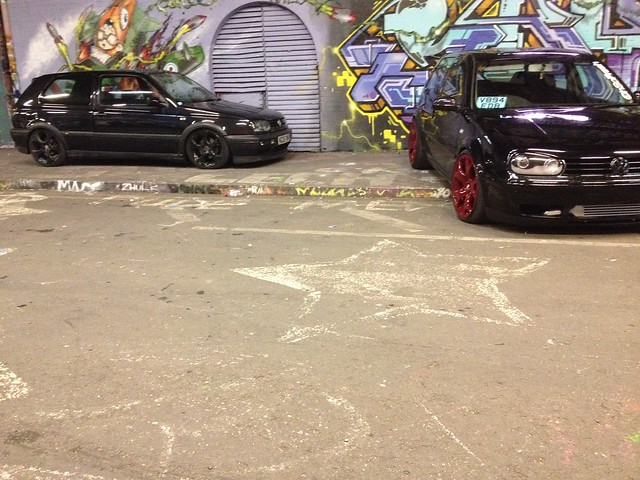 Just another mk4 golf among the 1000's 8380191732_8f4b663a9d_z