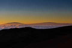 Mauna Loa & Mauna Kea