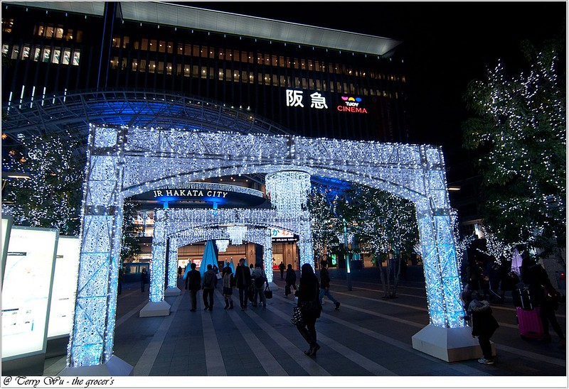 光之街道 & 一蘭   (2)