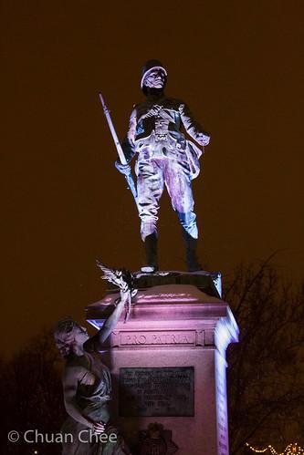 park london statue nightshot flickraward mygearandme mygearandmepremium