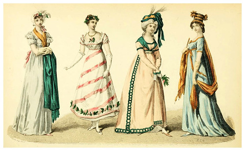 009- The history of fashion in France…1882-Augustin Challamel