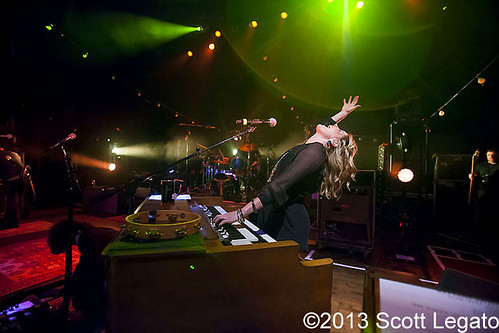 Grace Potter And The Nocturnals - 01-17-13 - Royal Oak Music Theatre, Royal Oak, MI