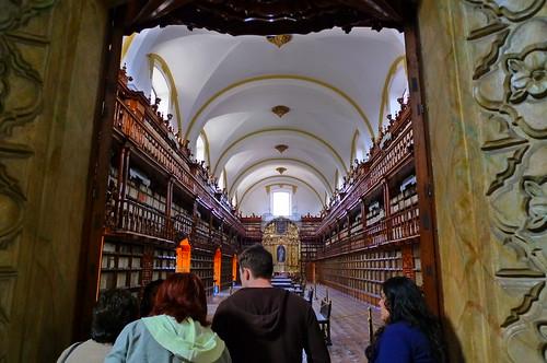 Biblioteca Palafoxiana - Puebla, Mexico
