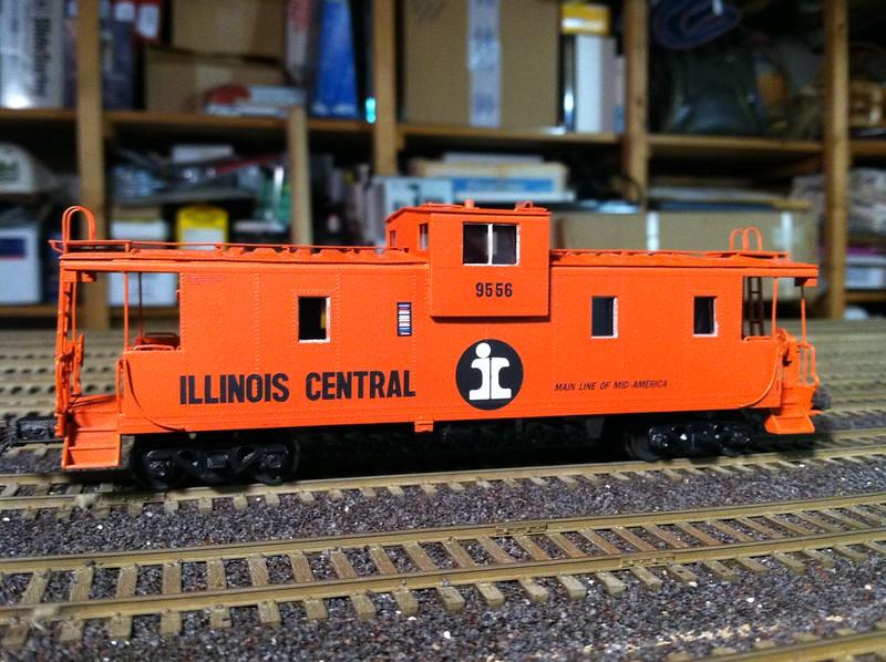 Illinois Central Orange Recommendations | The Atlas Rescue Forum