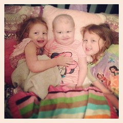 Color version when I got them to look #reesey #aidkaid #sawyergrace #sistersarethebestmedicine #gingerfight #prayersforreesey