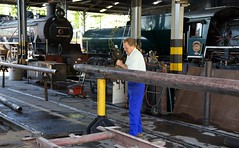 Steam Locomotive Maintenance is a grind
