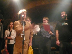 Concerto Crystal - textstrom Poetry Slam Wien