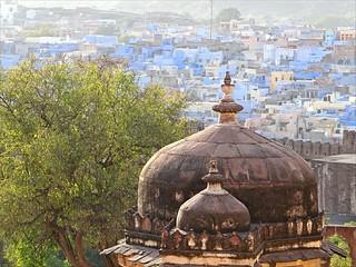 Image of Mehrangarh near Jodhpur. rajasthan inde jodhpur mehrangarh dalbera राठौड