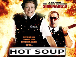 hot fuzz julia child