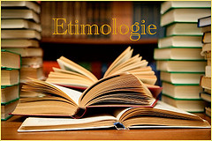 Etimologie
