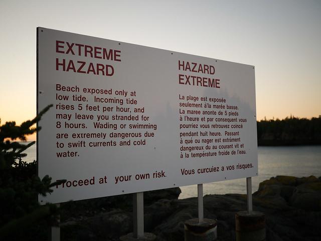 Hazard Extreme
