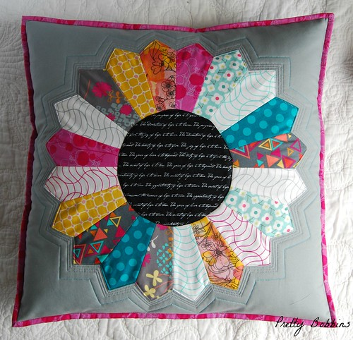 dare to dresden cushion