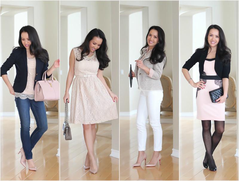 Романтическое настроение в одежде. Женская одежда в романтическом стиле