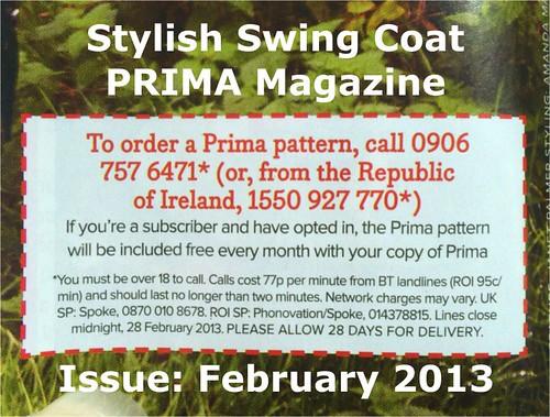 PRIMA Magazine - February 2013 (03)