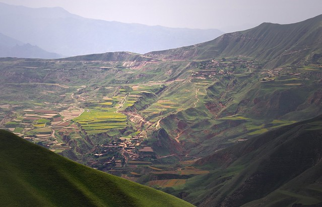 Terracing agriculture tibet 2012 flickr photo sharing for What does terrace farming mean