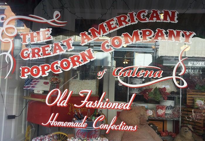 american popcorn company