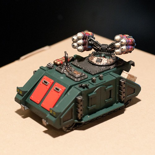 Dark Angels Whirlwind