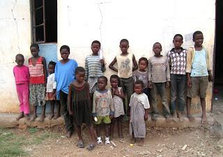 Swaziland children Janine Maxwell