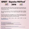 Get in touch with @GFEST if you're an African LGBT filmmaker and want to screen your film
