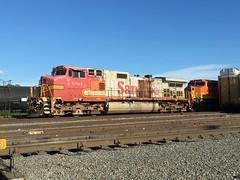 BNSF 680