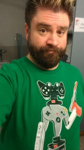 Green Shirt Thursday by christopher575