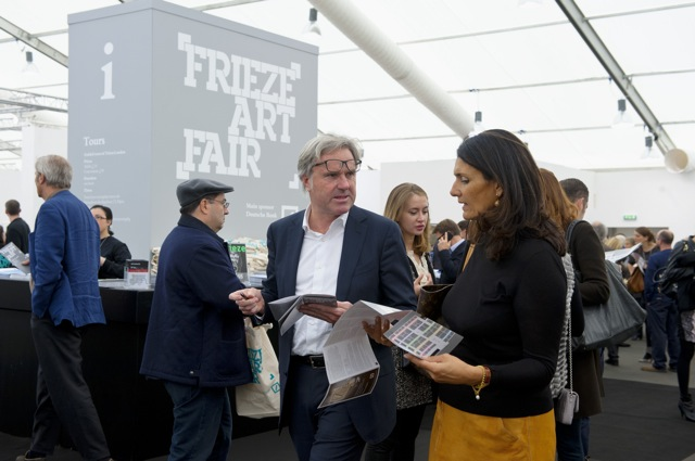 Frieze London Courtesy of Linda Nylind: © Frieze London