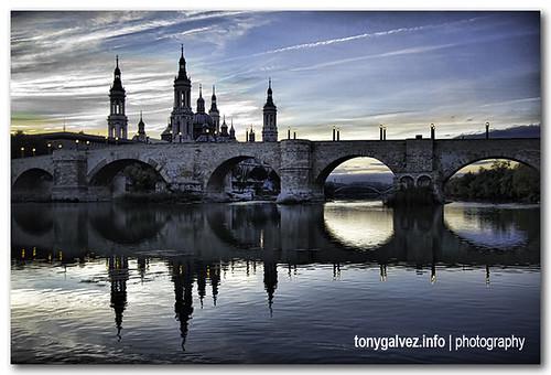 12 October, Zaragoza