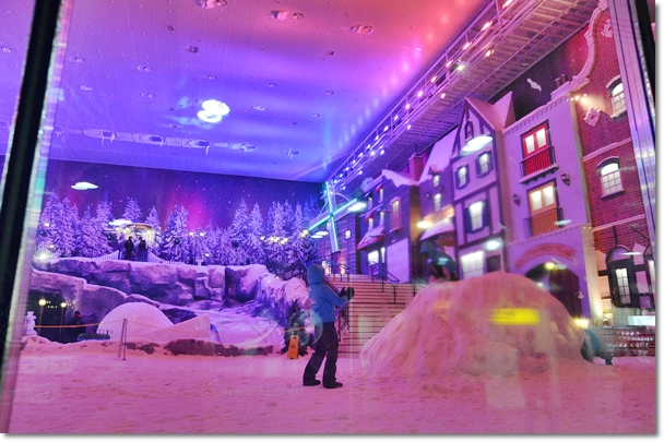 Snowhouse @ First World Plaza