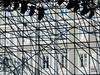palco in Piazza Unità