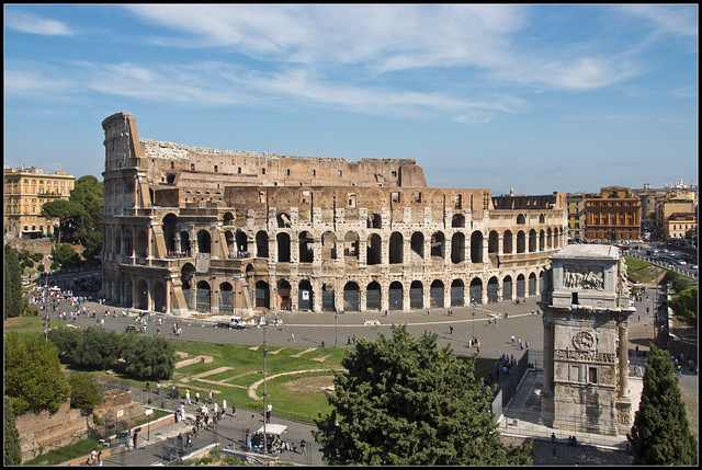 Colosseum / Colosseo / Coliseum