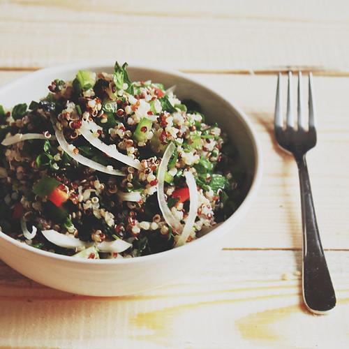 025 Quinoa Salad
