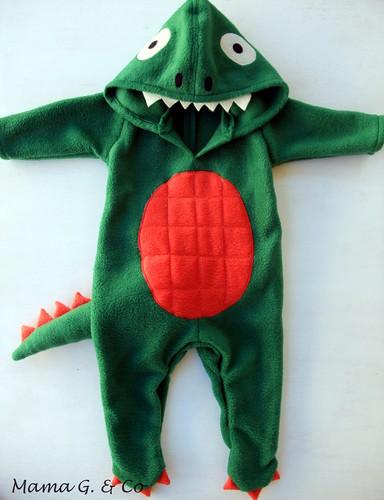 Dinosaur Costume (1)