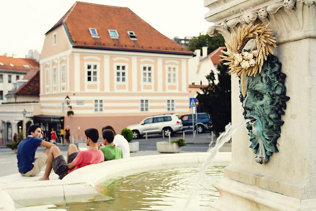 Zagrzeb / Zagreb - Croatia