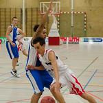 20121013 - BC Virtus H1 - BC Vlissingen H1