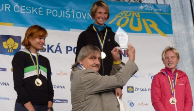 RunTour: Pražský epilog pro Vítka Pavlištu a Radku Churáňovou
