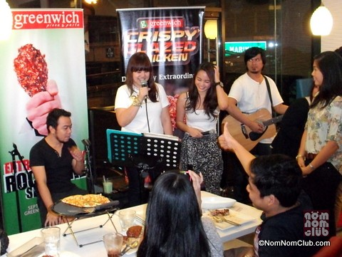 Greenwich Rockeoke Night @ Katipunan Branch