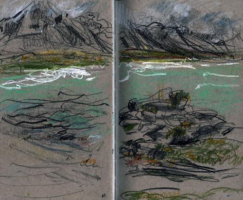 Iceland: Budir on the Snaefellsnes peninsula