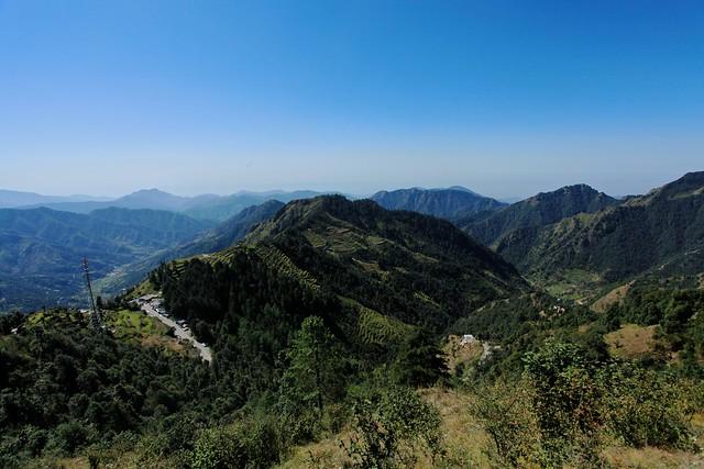 Garhwal Hills