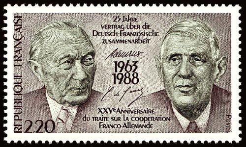 Traité Franco-Allemand de 1963