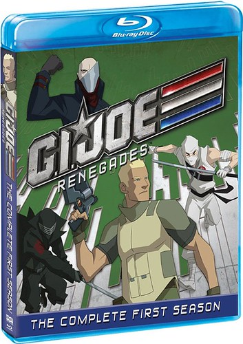GI Joe Renegades Complete First Season