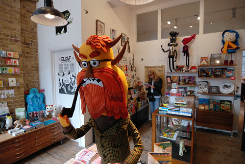 London Bookstores - NOBROW # 03