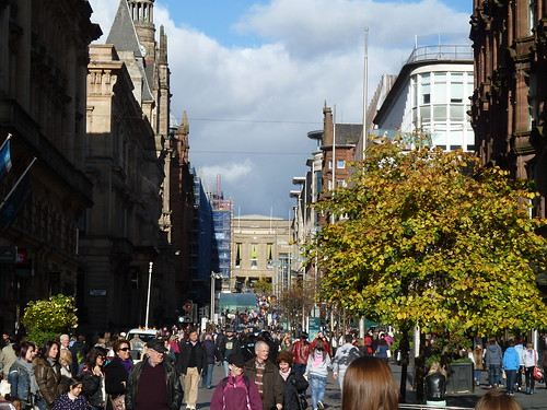 Buchanan Street Shopping