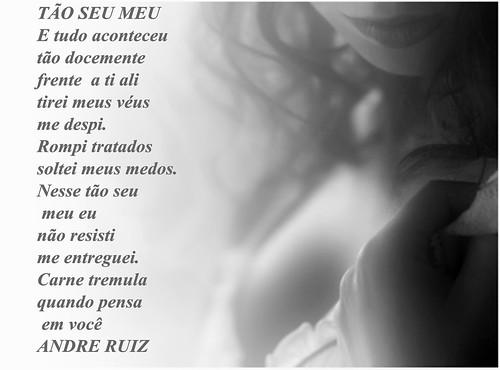 TÃO SEU  MEU by amigos do poeta