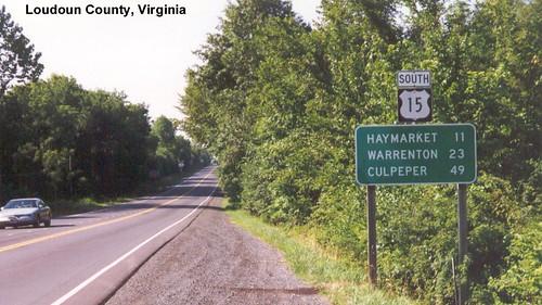 Loudoun County VA