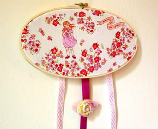 Dreamy Girl - Hair clips Organizer